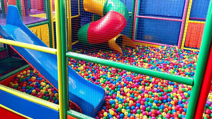 parque infantil el recreo